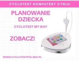 Cyclotest- Komputer cyklu nowej generacji. Skuteczność 99,7%