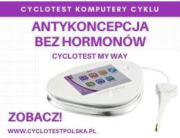 Cyclotest- Komputery cyklu nowej generacji. Skuteczność 99,7%