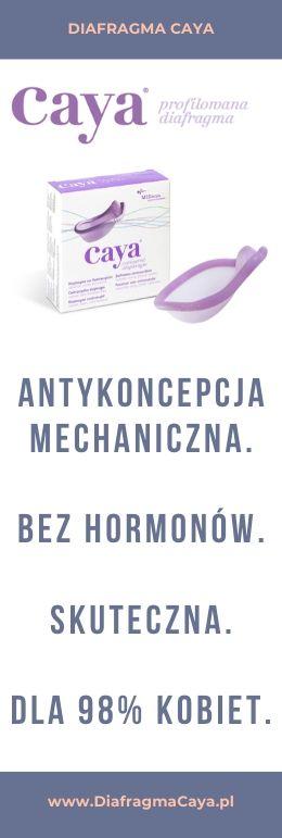 Antykoncepcja mechaniczna - diafragma caya